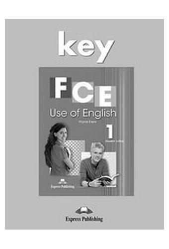 main_21X50lPl5EL FCE Use of English 1 - Answer Key