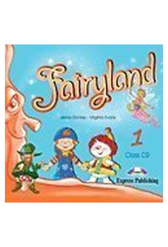 main_21cE6hI-txL Fairyland: 1 Class Audio CD