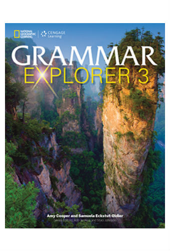 Grammar Explorer 3 - Student Text + Audio CD package