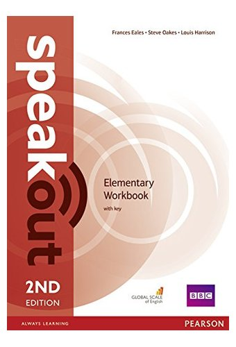 Speakout: Elementary 2nd Edition Workbook with Key