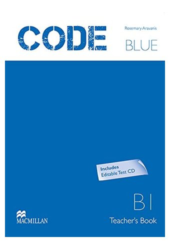 Code Blue B1 Teacher