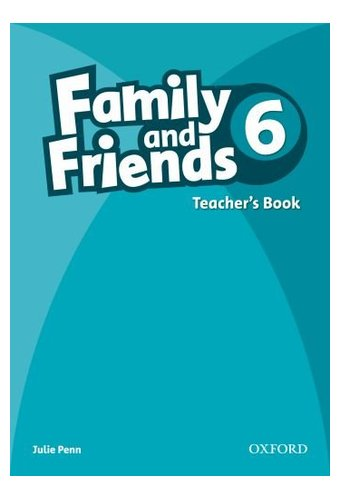 Family and Friends: 6 Teacher