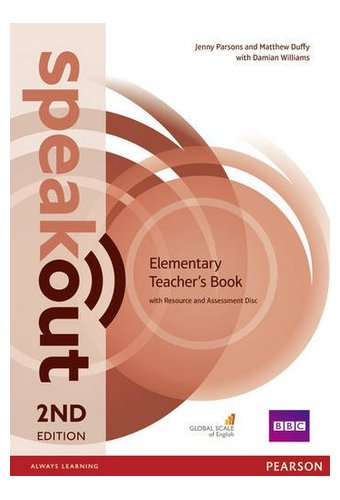 Speakout: Elementary 2nd Edition Teacher