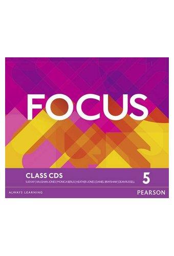Focus: 5 Class CDs