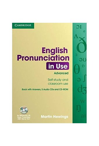 English Pronunciation in Use Advanced (Book+CD-ROM)