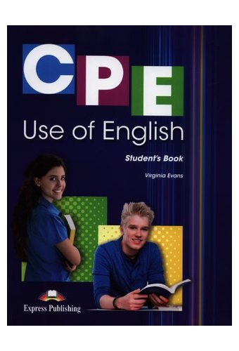 CPE Use of English Student