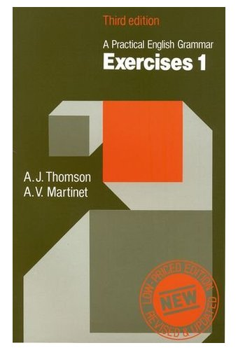 Practical English Grammar: Exercises 1 (Low-priced edition): Grammar exercises to accompany <em>A Practical English Grammar.</em>: Exercises Bk. 1