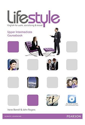 Lifestyle: Upper-Intermediate Coursebook, CD-ROM Pack