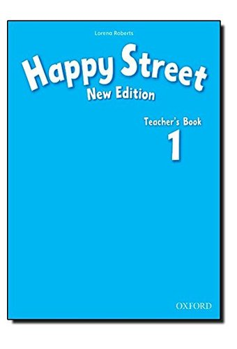 Happy Street: 1 New Edition: Teacher