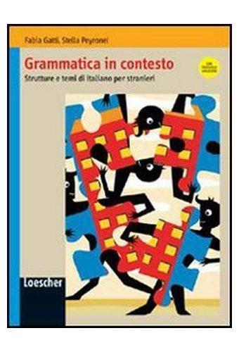 Grammatica in contesto - Libro + chiavi A1-B1