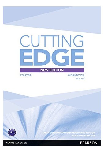 Cutting Edge: Starter New Edition Workbook with Key