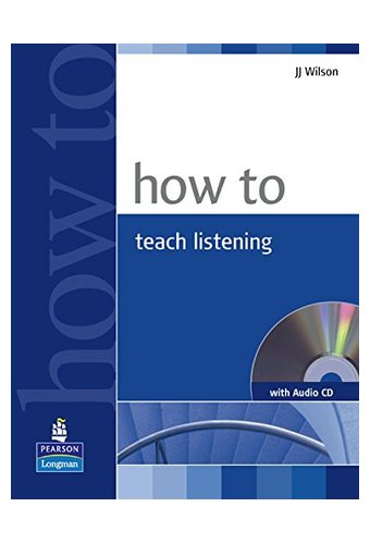 main_41CyWQwce8L How to Teach Listening Book, Audio CD Pack