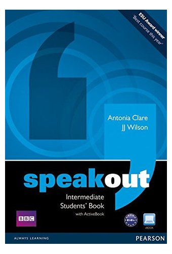 Speakout: Intermediate Students book, DVD/Active Book Multi Rom Pack