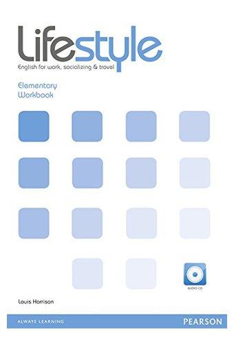 Lifestyle: Elementary Workbook, Workbook CD Pack