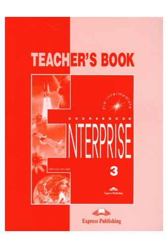 Teachers book enterprise решебник