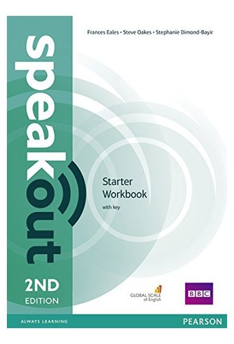 Speakout: Starter 2nd Edition Workbook with Key