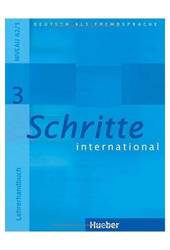 Schritte International: Lehrerhandbuch 3