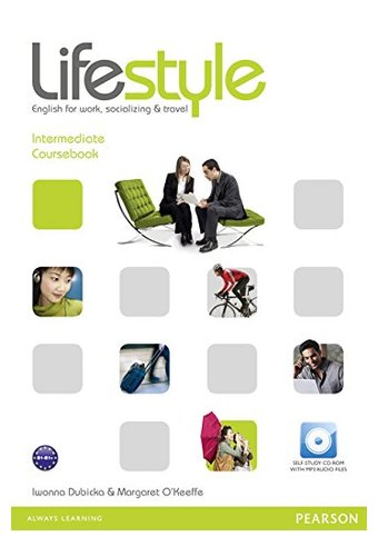 Lifestyle: Intermediate Coursebook, CD-Rom Pack