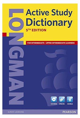Longman Active Study Dictionary 5th Edition CD-ROM Pack (Longman Active Study Dictionary of English)
