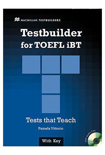 TOEFL Testbuilder Students Book Pack International