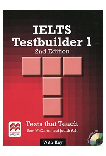 IELTS Testbuilder 1: 2nd Edition Student