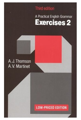Practical English Grammar: Exercises 2 (Low-priced edition): Grammar exercises to accompany <em>A Practical English Grammar</em>.: Exercises Bk. 2