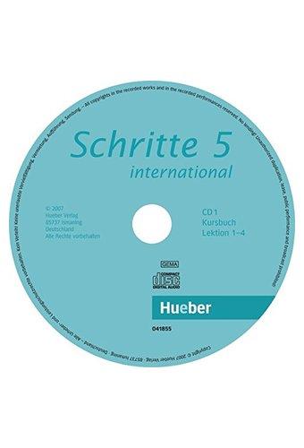 Schritte International: CDs zum Kursbuch 5 (2)