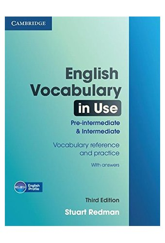 English Vocabulary in Use: Pre-intermediate and Intermediate with Answers