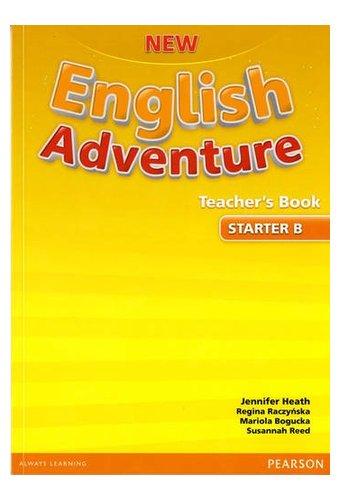 New English Adventure: GL Starter B TB