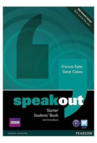 main_41YscehptjL Speakout: Starter Students Book with DVD/Active Book Multi Rom Pack