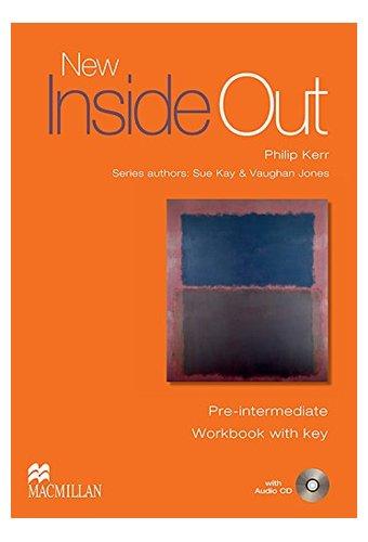 New Inside Out: Pre-intermediate: Workbook + Key Pack