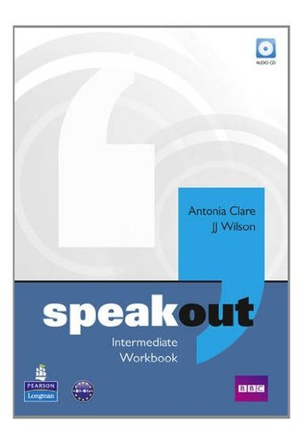 Speakout: Intermediate Workbook without Key for pack