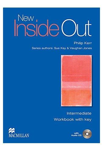 New Inside Out: Intermediate: WB + Key Pack