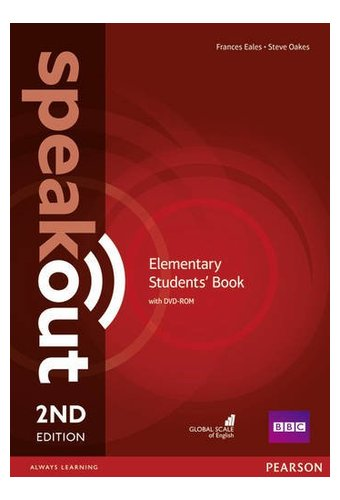 Speakout: Elementary 2nd Edition Students
