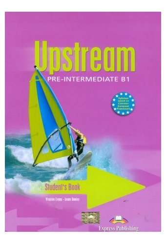 Upstream: Pre-Intermediate B1 Student