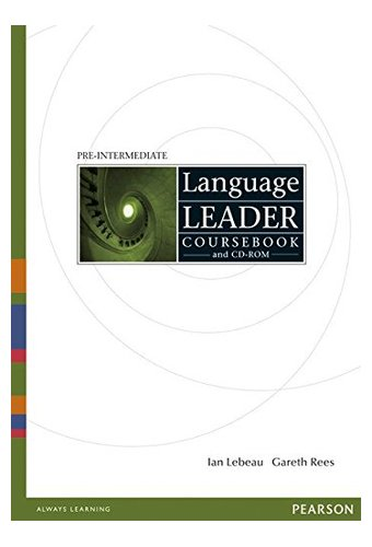 Language Leader: Pre-Intermediate Coursebook, CD-Rom Pack