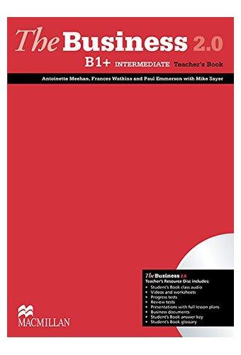 The Business 2.0: Intermediate Teachers Book P