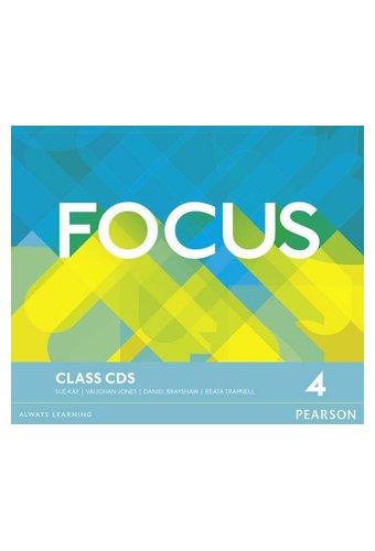 Focus: 4 Class CDs