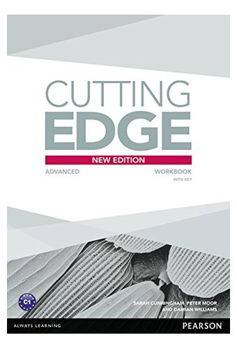 Cutting Edge: Advanced New Edition Workbook