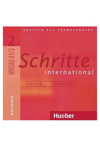 Schritte International: CDs zum Kursbuch 2 (2)