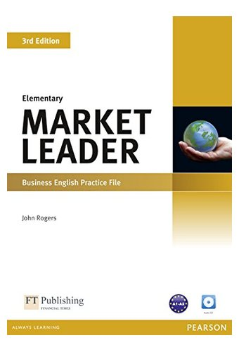 Market Leader: 3rd Edition Elementary Practice File & Practice File CD Pack