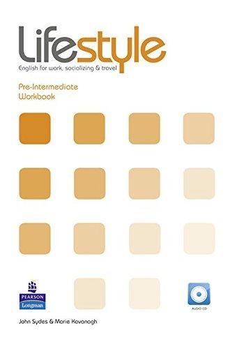 Lifestyle: Pre-Intermediate Workbook, Workbook CD Pack