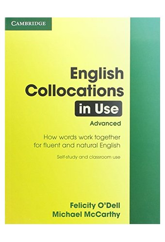 English Collocations in Use: Advanced