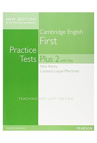 main_41rM2AAsWGL Cambridge First Practice Tests Plus New Edition Students' Book with Key