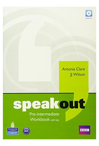 Speakout: Pre-Intermediate Workbook with Key, Audio CD Pack