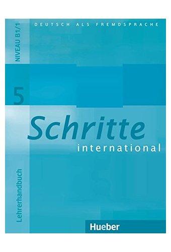 Schritte International: Lehrerhandbuch 5
