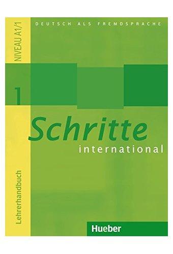 Schritte International: Lehrerhandbuch 1
