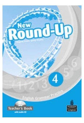Round Up: Level 4 Teacher