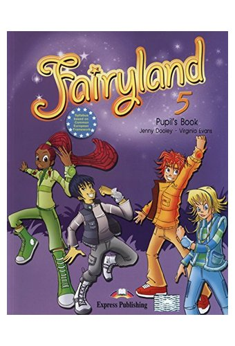 main_51+bfkVMgBL Fairyland: 5 Pupil's Book