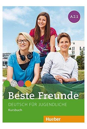 Beste Freunde: Kursbuch A2/1